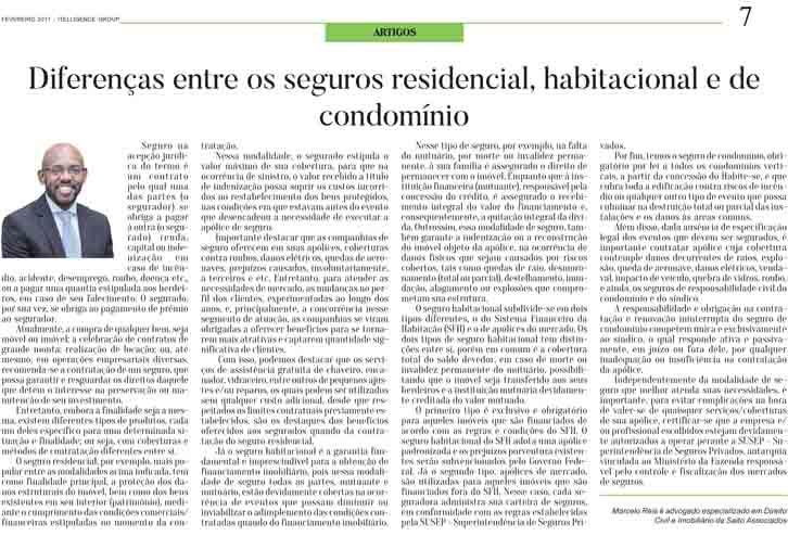 Artigo- Marcelo Reis para o Boletim Itelligence Group