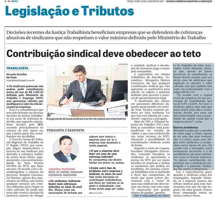 Jornal DCI 24/1/2017